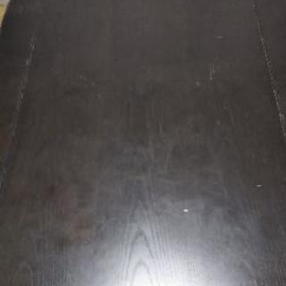 山善〝 家具調こたつテーブル 〟