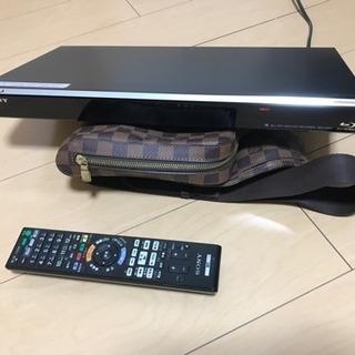SONYソニー レコーダー BDZ-E500