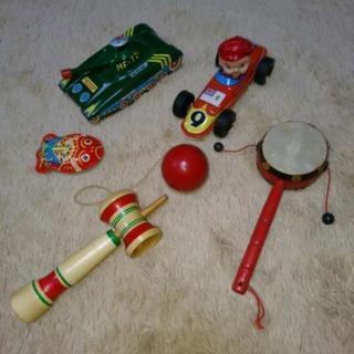 懐かしのおもちゃ