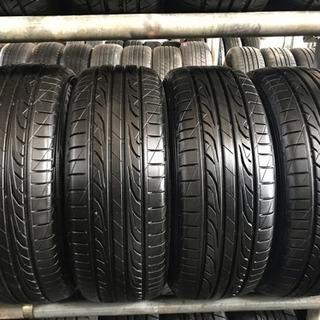 バリ山215/55/16. タイヤ、交換、全てコミコミ