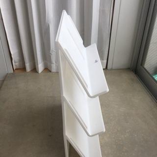 ニトリ シューズラック 3段ホワイト