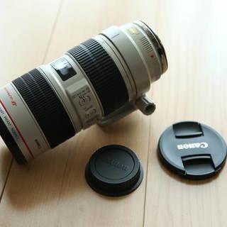 canon キャノン レンズ 70- 200 EF 2.8 L ...