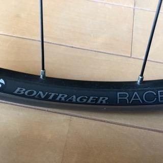BONTRAGER RACE ロードバイク用軽量アルミ製ホイール...