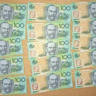 オーストラリアドル売ります