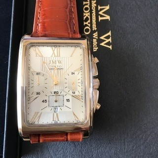 クロノグラフ腕時計(新品)