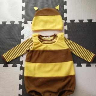 新品 なりきり ハチ ベビー 着ぐるみ 70