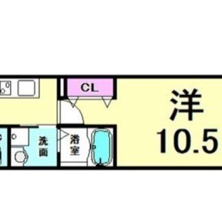 駅近♫広めの1K分譲マンション♫敷金礼金なし♫ネットも無料♫