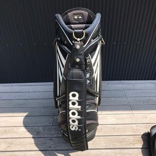 【値下げしました】 adidas ゴルフバッグ