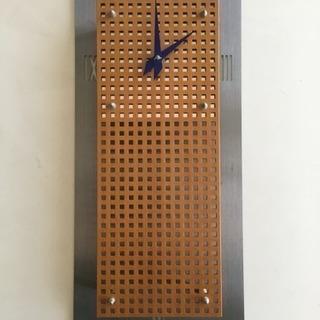 【中古】Hermle 掛け時計