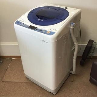 2014年製Panasonic全自動洗濯機6kg NS-FS60H6