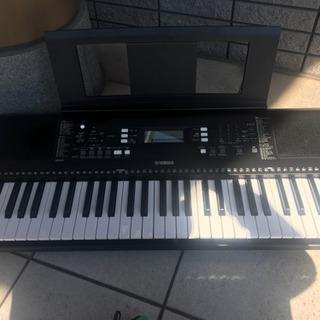 ★☆ YAMAHA 電子ピアノ PSR-E363 2017年製
