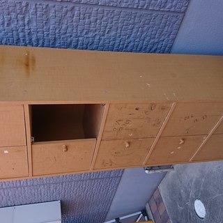 木製 多目的棚