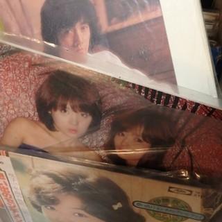 8月末まで!昭和なレコード大放出 70~80年代 聖子ちゃん・マ...