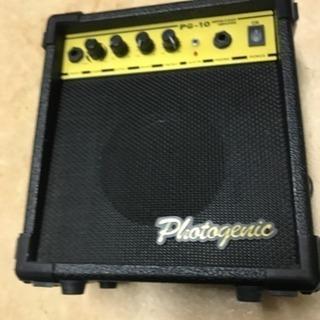 ギターアンプ PG-10 中古です