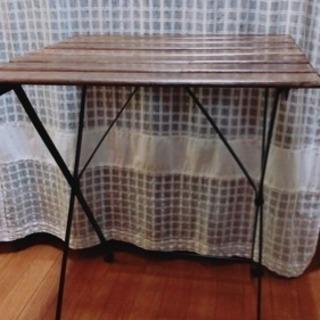 IKEA折りたたみガーデンテーブル☆DIY済み☆