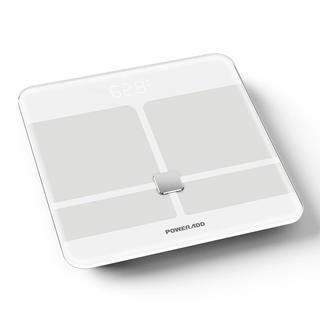 【新品】 Poweradd 体組成計 Bluetooth 体重/...