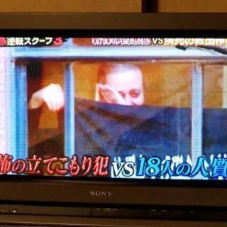 10日間限定!無料ソニーKV-32FW3