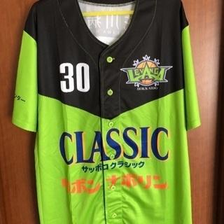 レバンガ北海道 ベースボールシャツ