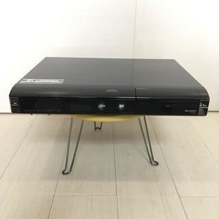 SHARP HD-DVDレコーダー 中古