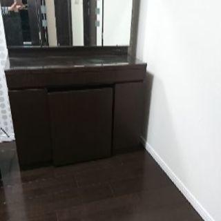 大塚家具  三面鏡