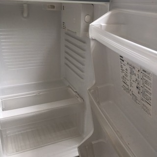 あげます、冷蔵庫0円