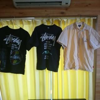 STUSSY Tシャツ、ロンT 9枚まとめ売り