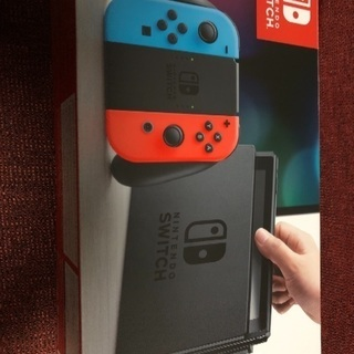 本日限定!ほぼ新品Switch本体