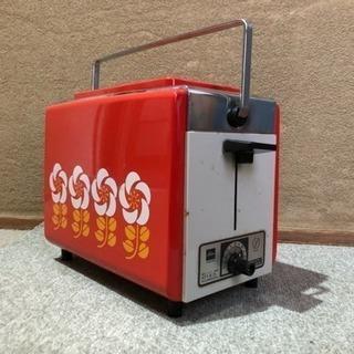 昭和レトロな トースター