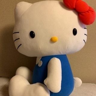 キティちゃんのぬいぐるみ