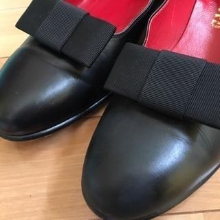 GARNIER フォーマル男性革靴(Mサイズ)