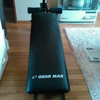 シットアップベンチ(GEAR  MAX)
