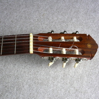 YAMAHA G-120 ネック反り、トップ浮修正済み。弦高12フレット6弦(2.8ミリ)クラシックギター - 楽器