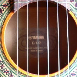 YAMAHA G-120 ネック反り、トップ浮修正済み。弦高12フレット6弦(2.8ミリ)クラシックギター − 千葉県