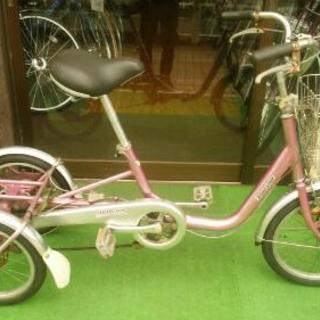 【中古】大人用三輪車ブリヂストンワゴン【整備済み】
