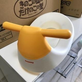 おまる トイレ  トイトレに☆の画像