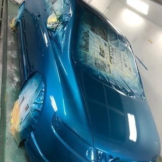 全塗装10万円から^ ^!車、バイク、その他乗り物オールペ...