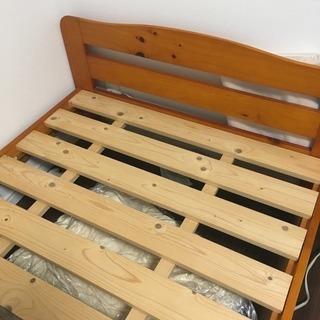 すのこベッド シングルサイズ 解体済み