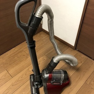 東芝 サイクロンクリーナー トルネオミニ 掃除機 VC-C3(R...
