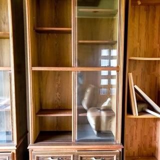 本棚(引出し二口)/Book shelf