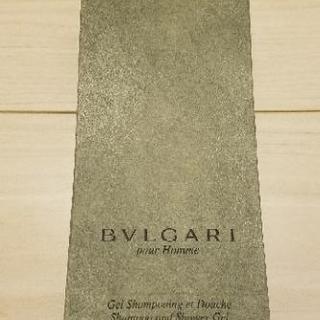 (新品、箱入り)BVLGARIブルガリ プールオム シャンプー&...