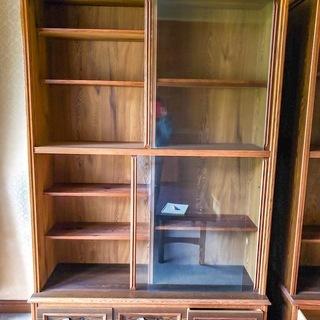 本棚(引出し三口)/Book shelf