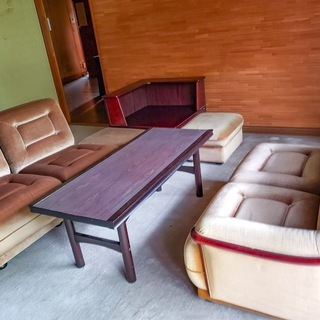 ソファ・応接間セット/Sofas for drawing room