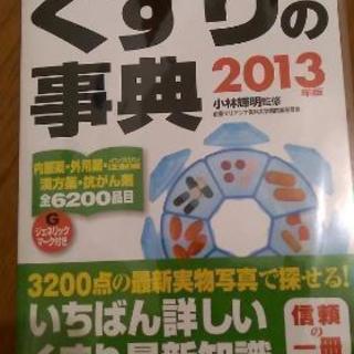 くすりの辞典2013