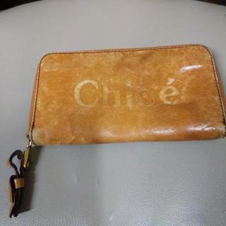 Chloe クロエ 長財布