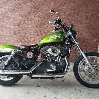 ハーレーXL1200