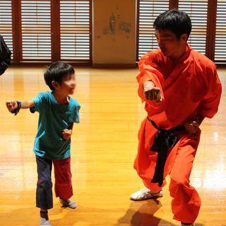 少林寺武術 初級教室