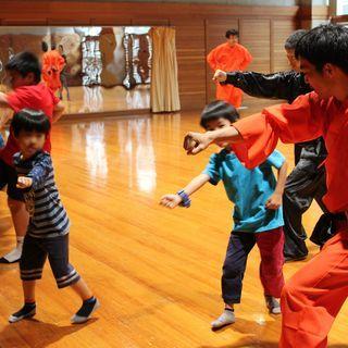 少林寺武術 初級教室 - 文京区