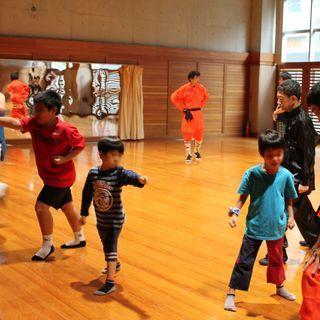 少林寺武術 初級教室 − 東京都
