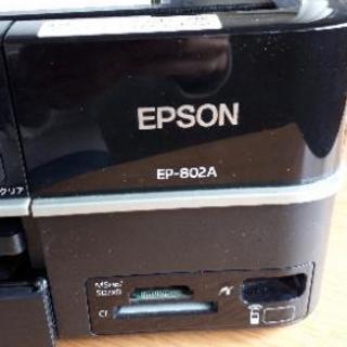 EPSON 802Aプリンター