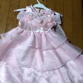 120サイズのドレス